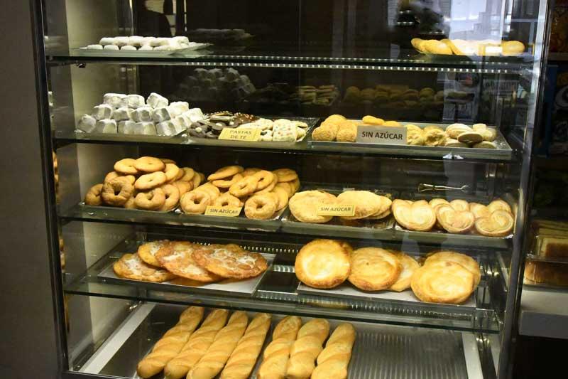 Pastas y pan